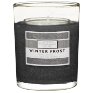 Glitter Gel Candle - Winter Frost