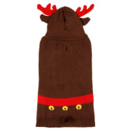 Christmas Dog Jumper & Antlers - Small - Large - Reindeer