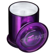 Slogan Candle Jar - Celebrate