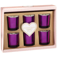 Strawberry Bellini Scented Candle Gift Set