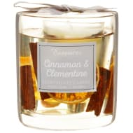Essence Scented Gel Candle - Cinnamon & Clementine