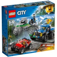 LEGO City Dirt Road Pursuit