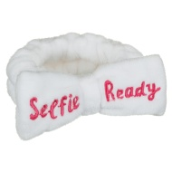 Style Studio Selfie Ready Beauty Headband - White