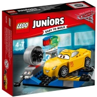 LEGO Juniors Cruz Ramirez Race Simulator