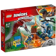 LEGO Juniors Jurassic World Escape Island