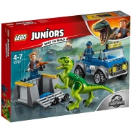 LEGO Juniors Jurassic World Raptor Rescue