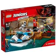 LEGO Juniors Ninja Boat Pursuit