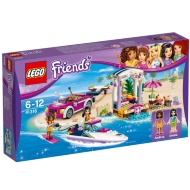 Lego Friends Andrea's Speed Boat Transporter