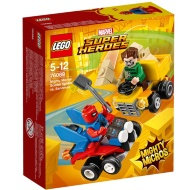LEGO Mighty Micros Scarlet Spider vs Sandman