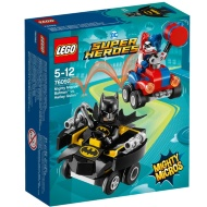 Lego Mighty Micros Batman vs Harley Quinn