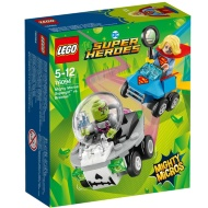 LEGO Mighty Micros Supergirl vs Brainiac