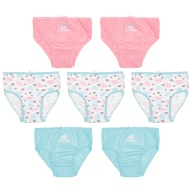Younger Girls Princess Briefs 7pk
