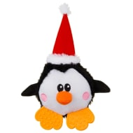 Mini Christmas Pals Dog Toy - Penguin