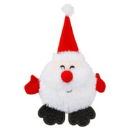 Mini Christmas Pals Dog Toy - Santa