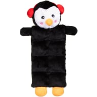 Christmas Character Squeaker Dog Toy - Penguin