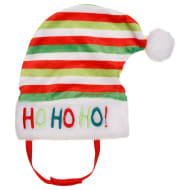 Happy Howlidays Pet Hat - Ho Ho Ho