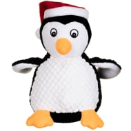 Christmas Chubby Dog Toy - Penguin