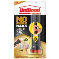 UniBond No More Nails Click & Fix 30g