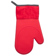 Essentials Silicone Gauntlet - Red