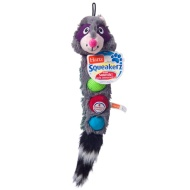 Hartz Squeakerz Dog Toy - Raccoon