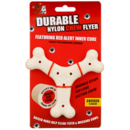 Durable Nylon Chew Flyer Dog Toy
