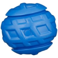 Durable Chunky Ball Dog Toy - Blue