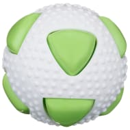 The Pet Shop Sensory Ball Rubber Toy - Green