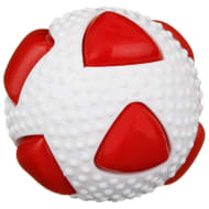 The Pet Shop Sensory Ball Rubber Toy - Red