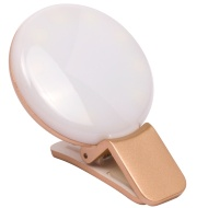 Byte Selfie Ring Light - Gold