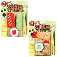 Meow Sushi Catnip Toys for Cats