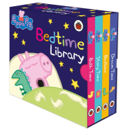 Peppa Pig Bedtime Library