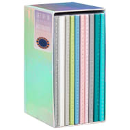 Mini Notebooks Set 10pk - Pastel