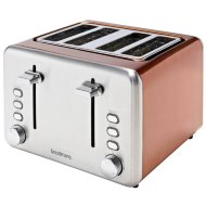 Goodmans 4 Slice Toaster - Copper