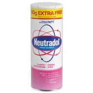 Neutradol Carpet Deodoriser 400g - Fresh Pink