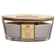 Heritage Collection Oval Candle - Fresh Cotton