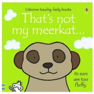 Touchy Feely Book - That's Not My Meerkat