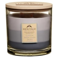 Heritage Mini Layered Candle - Cotton