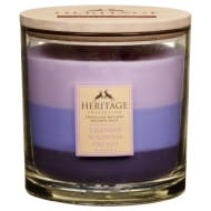 Heritage Mini Layered Candle - Lavender