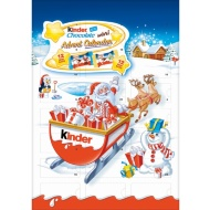 Kinder Mini Mix Chocolate Advent Calendar