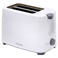 Prolex 2 Slice Toaster - White