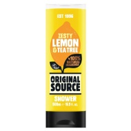 Original Source Shower Gel 500ml - Zesty Lemon & Tea Tree