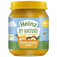 Heinz By Nature Cheesy Tomato Pasta 120g