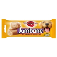 Pedigree Jumbone Medium 2pk - Chicken & Rice