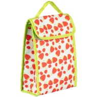 Insulated Lunch Box Food Bag - Strawberry
