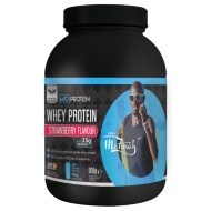 Mo Protein Strawberry Flavour Whey Protein 908g