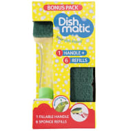 Dishmatic Bonus Pack 7pc