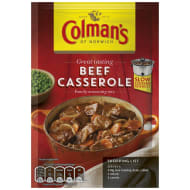 Colman's Beef Casserole Seasoning Mix 40g