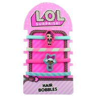 L.O.L Surprise! Hair Bobbles 4pk