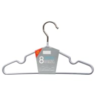 Children's Non-Slip Clothes Hangers 8pk