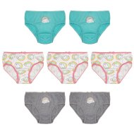 Younger Girls Day Dreamer Briefs 7pk